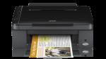 Drivers Epson Stylus SX110 imprimante multifonction printer treiber