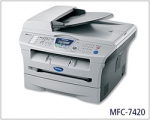 Drivers Brother MFC 740 imprimante laser multifonction fax