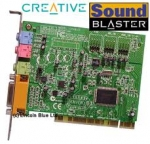 Drivers Creative SB Vibra PCI CT4810 carte audio son Sound Blaster