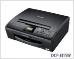 Drivers Brother DCP-J315W imprimante multifonction jet d'encre