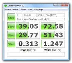 Télécharger CrystalDiskMark logiciel test gratuit